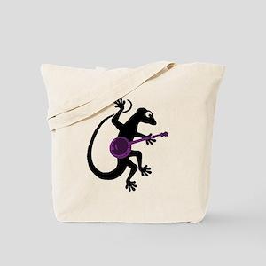 Gecko Banjo Tote Bag
