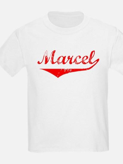 Marcel Vintage (Red) T-Shirt