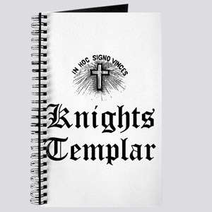 Knights Templar Holy Cross Journal