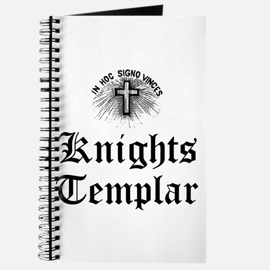Knights Templar Holy Cross Journal