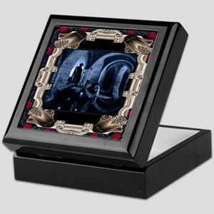 Phantom at the Lair with Red Rose Frame Keepsake B