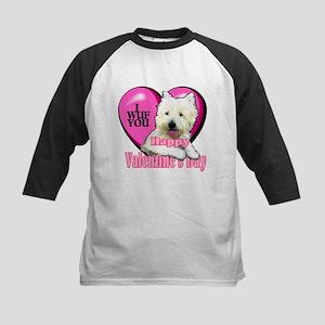 West Highland White Terrier Baseball Jersey