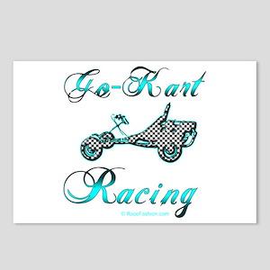 Go-Kart Racing Postcards (Package of 8)