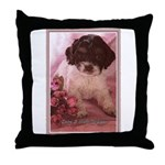Lacey's Throw Pillow