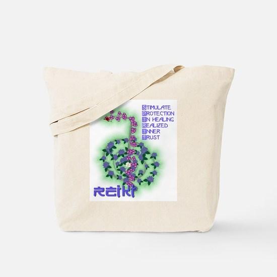 Reiki Spirit Tote Bag
