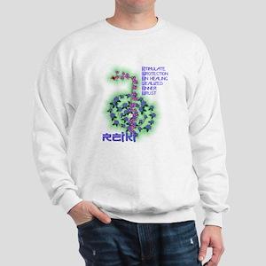Reiki Spirit Sweatshirt