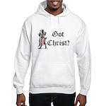 Got Christ? Hooded Sweatshirt