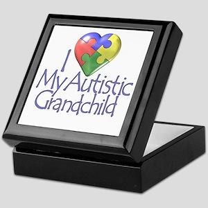 My Autistic Grandchild Keepsake Box