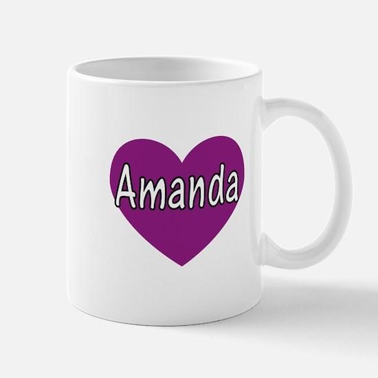 Amanda Mug