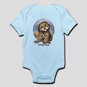 Starlo's Sugar 'n' Spice Cockapoo Hugs Infant Body