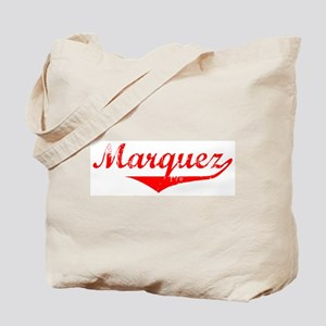 Marquez Vintage (Red) Tote Bag