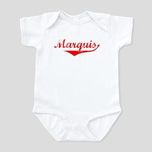 Marquis Vintage (Red) Infant Bodysuit