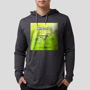 Margarita (Green) Long Sleeve T-Shirt