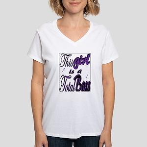 Total Girl Boss T-Shirt