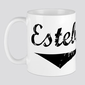Esteban Vintage (Black) Mug