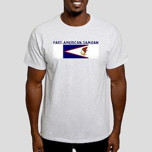 PART-AMERICAN-SAMOAN Light T-Shirt