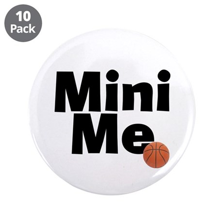 "Cool Me/Mini Me Matching 3.5"" Button (10 pack)"