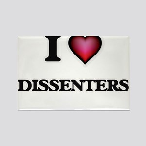 I love Dissenters Magnets