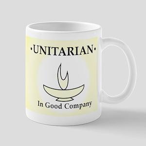 """Unitarian In Good Company"" Mug"