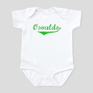Osvaldo Vintage (Green) Infant Bodysuit