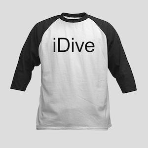 iDive Kids Baseball Jersey