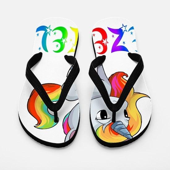 Unique Ezekiel Flip Flops