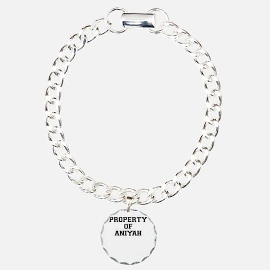 Property of ANIYAH Bracelet