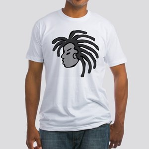 Locs Fitted T-Shirt