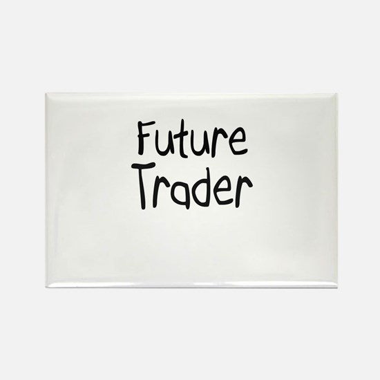 Future Trader Rectangle Magnet