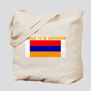 PROUD TO BE ARMENIAN Tote Bag