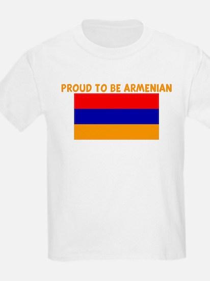 PROUD TO BE ARMENIAN T-Shirt