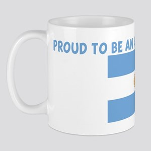 PROUD TO BE AN ARGENTINIAN MO Mug