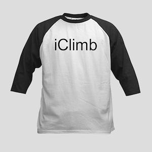 iClimb Kids Baseball Jersey
