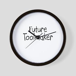 Future Toolmaker Wall Clock