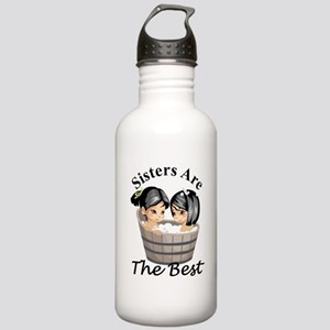 Sisters Are The Best Water Bottle