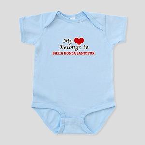 My Heart Belongs to Bahia Honda Sandspur Body Suit