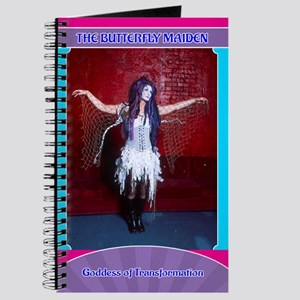 The Butterfly Maiden Journal