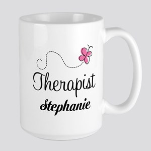 Personalized Therapist Gift Mugs