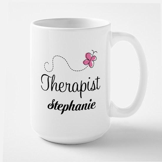 Personalized Therapist Gift Mugs