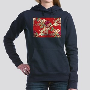chinese new year dog Sweatshirt