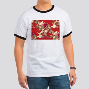 chinese new year dog T-Shirt