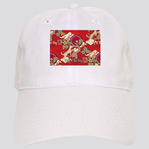 chinese new year dog Cap