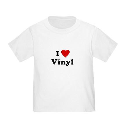 I Love Vinyl T