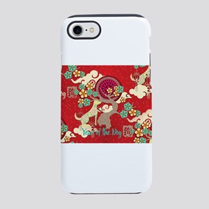 chinese new year dog iPhone 8/7 Tough Case