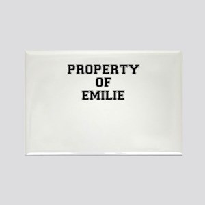 Property of EMILIE Magnets
