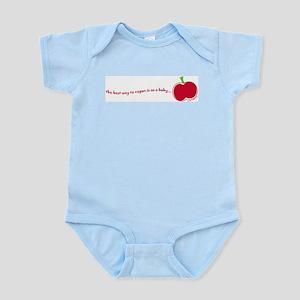 begin life healthy baby vegan Infant Creeper