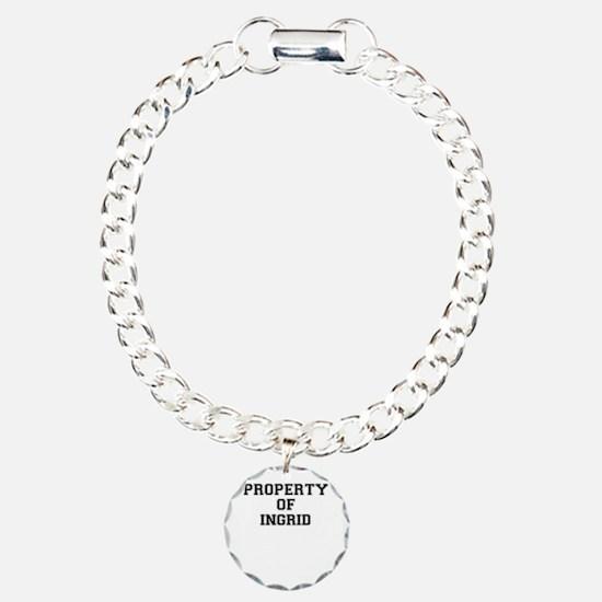 Property of INGRID Bracelet