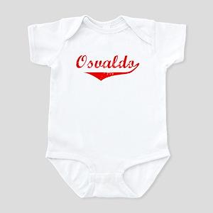 Osvaldo Vintage (Red) Infant Bodysuit