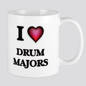 I love Drum Majors Mugs