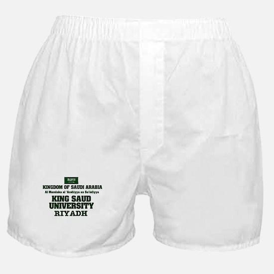 SAUDI ARABIA - KING SAUD UNIVERSITY - Boxer Shorts
